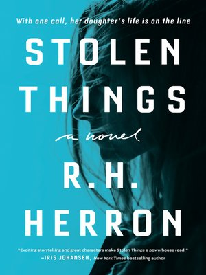 cover image of Stolen Things
