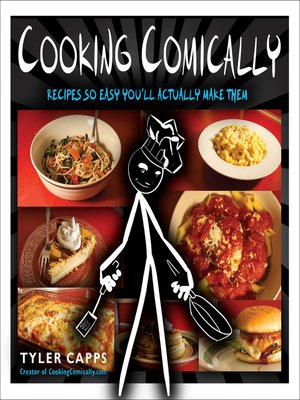cover image of Cooking Comically