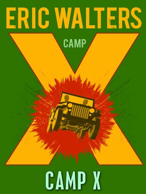 cover image of Camp X
