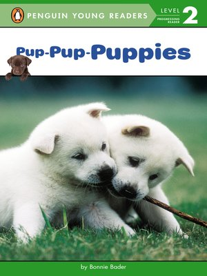cover image of Pup-Pup-Puppies