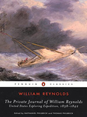 cover image of The Private Journal of William Reynolds