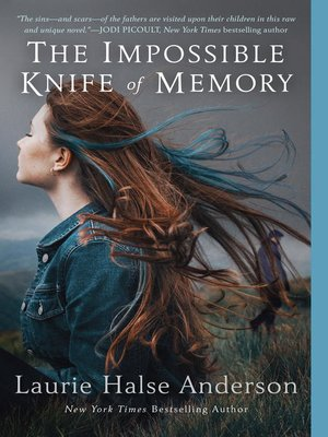 cover image of The Impossible Knife of Memory
