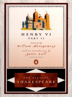 cover image of Henry VI, Part II