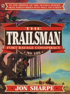 cover image of Fort Ravage Conspiracy