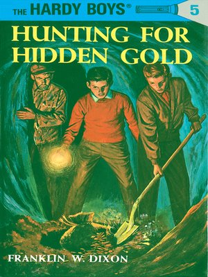 cover image of Hunting for Hidden Gold