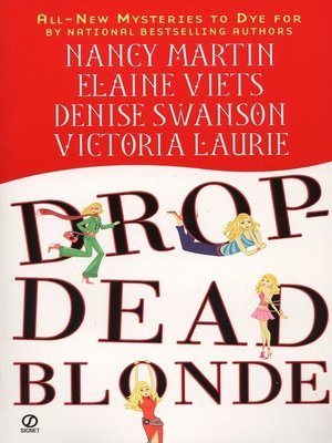 cover image of Drop-Dead Blonde