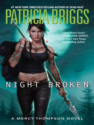 cover image of Night Broken