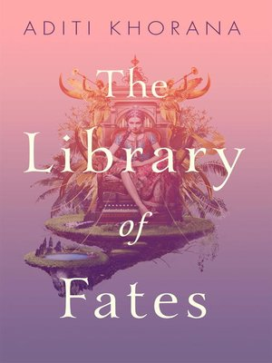 cover image of The Library of Fates