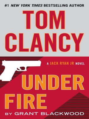 cover image of Tom Clancy Under Fire
