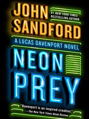 cover image of Neon Prey