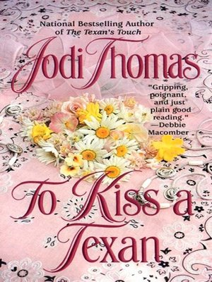cover image of To Kiss a Texan