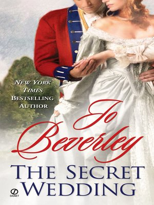 cover image of The Secret Wedding