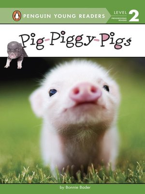cover image of Pig-Piggy-Pigs