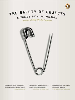 cover image of The Safety of Objects