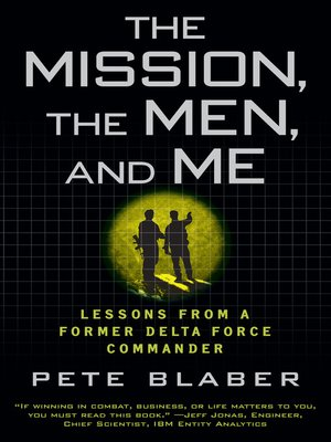 cover image of The Mission, The Men, and Me