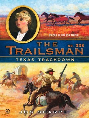 cover image of Texas Trackdown
