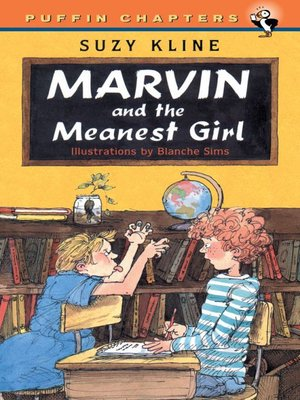 cover image of Marvin and the Meanest Girl