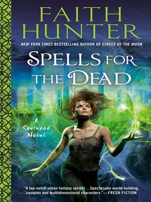 cover image of Spells for the Dead
