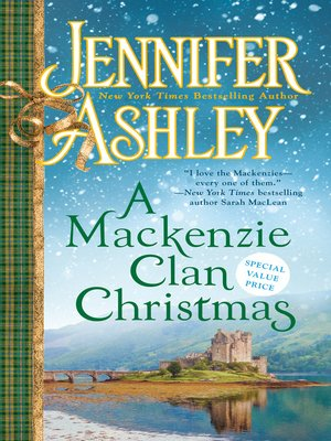cover image of A Mackenzie Clan Christmas