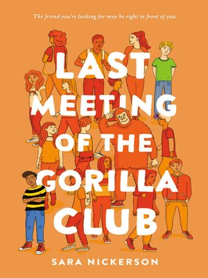 cover image of Last Meeting of the Gorilla Club