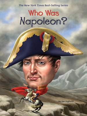 cover image of Who Was Napoleon?