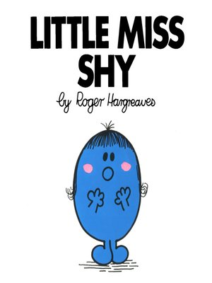 cover image of Little Miss Shy