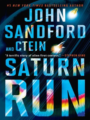 cover image of Saturn Run
