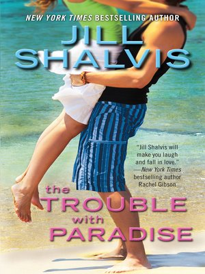 cover image of The Trouble with Paradise