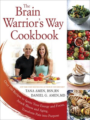 cover image of The Brain Warrior's Way Cookbook