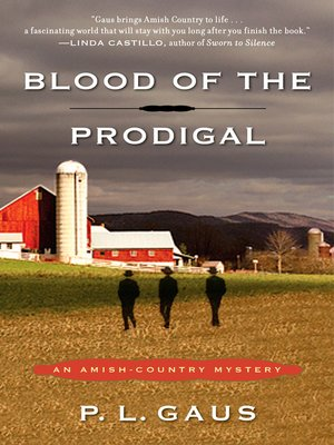 cover image of Blood of the Prodigal