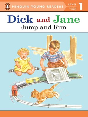 cover image of Dick and Jane--Jump and Run