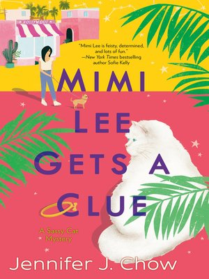 cover image of Mimi Lee Gets a Clue