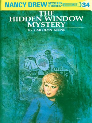 cover image of The Hidden Window Mystery