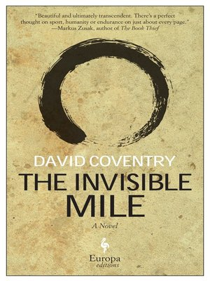 cover image of The Invisible Mile