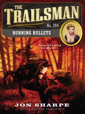cover image of Burning Bullets