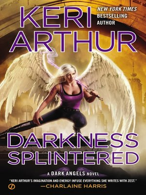 cover image of Darkness Splintered