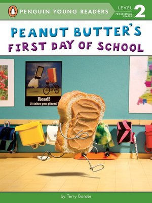 cover image of Peanut Butter's First Day of School