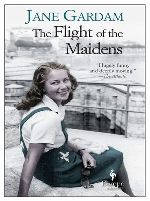 cover image of The Flight of the Maidens