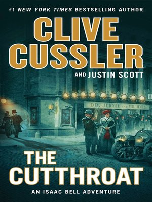 cover image of The Cutthroat