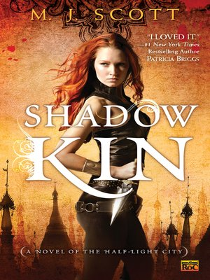 cover image of Shadow Kin