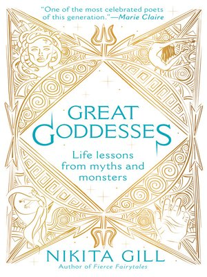 cover image of Great Goddesses