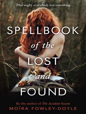 cover image of Spellbook of the Lost and Found