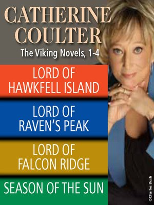 cover image of The Viking Novels, Books 1-4
