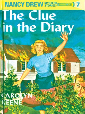 cover image of The Clue in the Diary