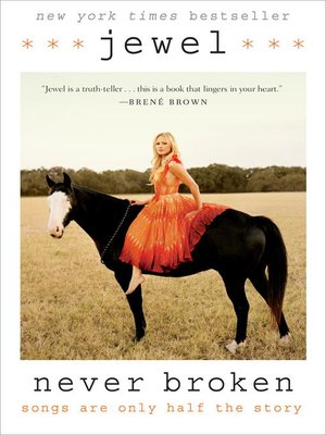 cover image of Never Broken