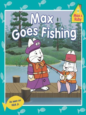 cover image of Max Goes Fishing