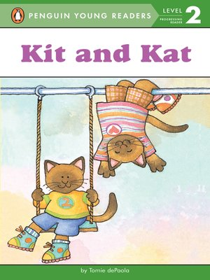cover image of Kit and Kat