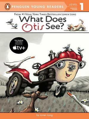 cover image of What Does Otis See?