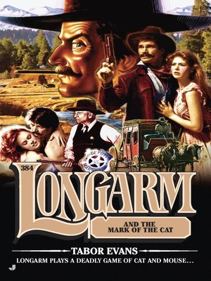 cover image of Lonagarm and the Mark of the Cat