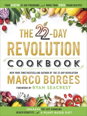 cover image of The 22-Day Revolution Cookbook